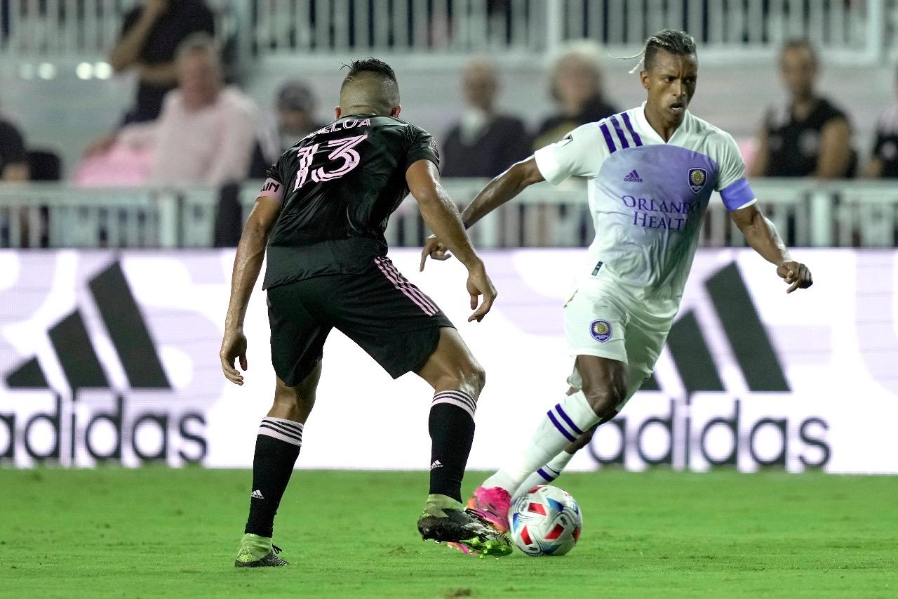 Inter Miami 1-2 Orlando City; Nani's late goal gives Orlando the win atFort Lauderdale