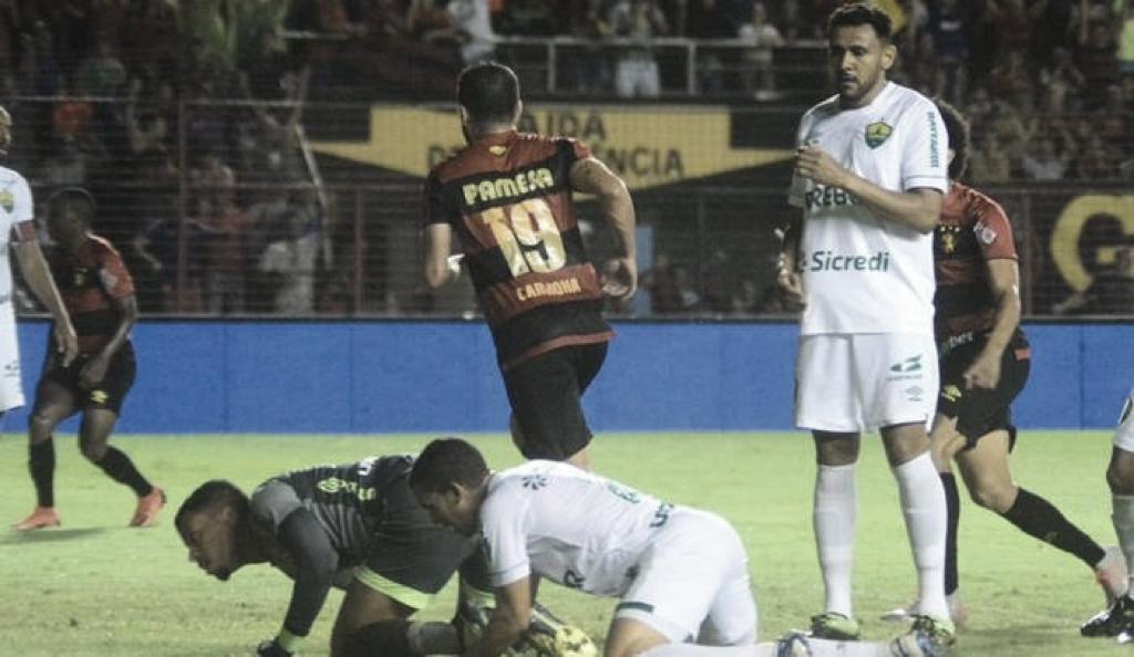 Sport e Cuiabá medem forças na briga contra o Z-4