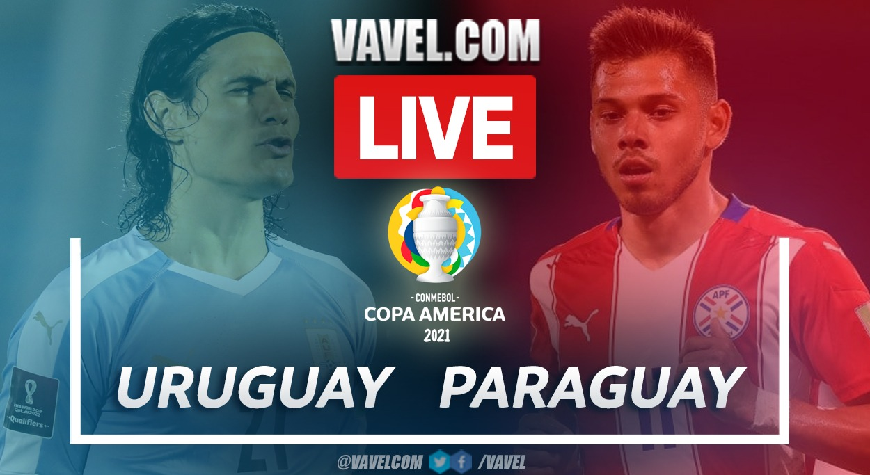 Highlights: Uruguay vs Paraguay (1-0) Copa América 2020