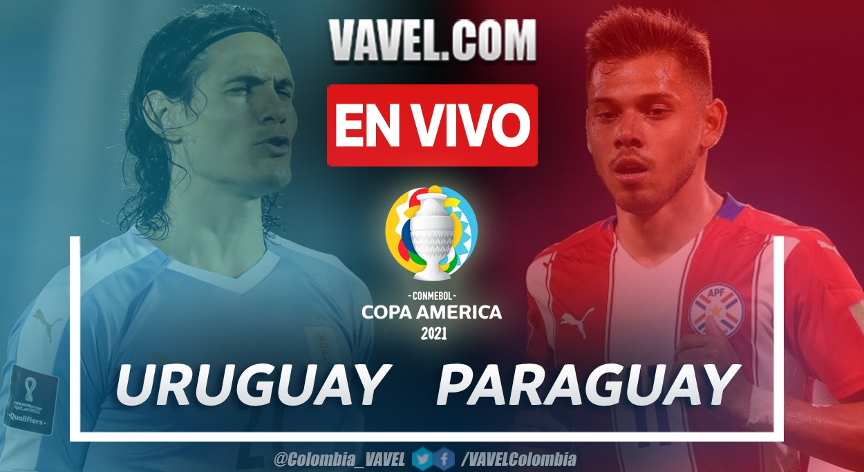 Resumen: Uruguay vs Paraguay (1-0) Copa América 2020