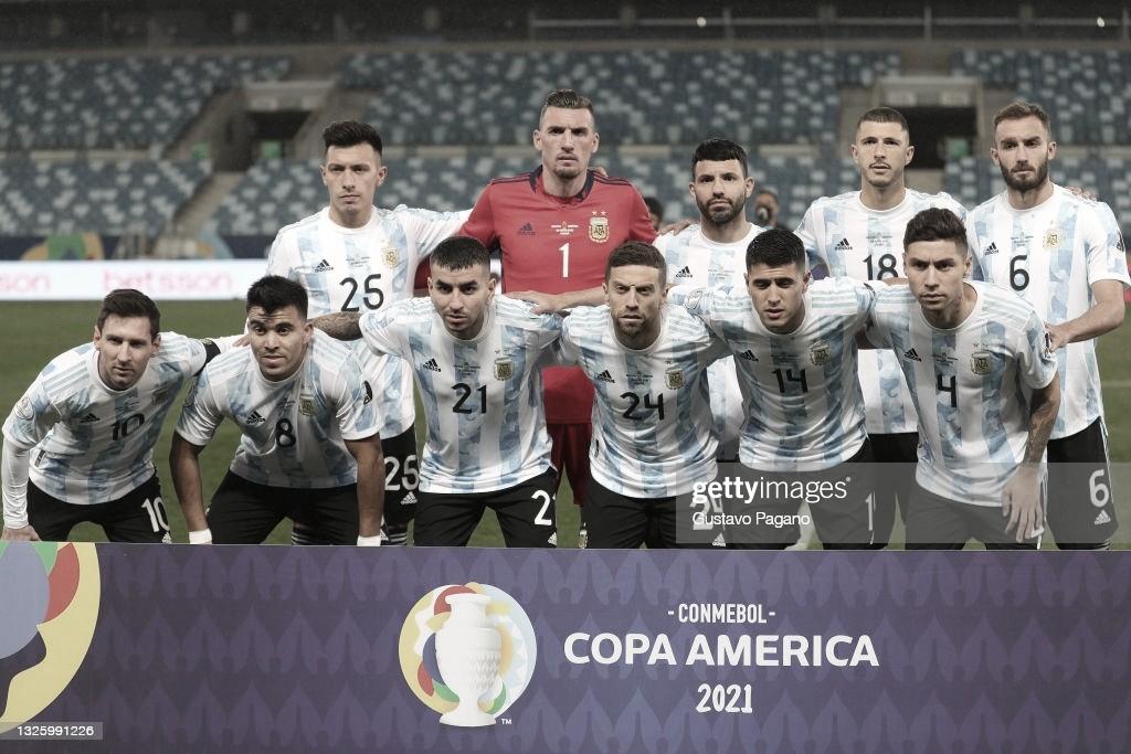 Uno por uno de la Selección Argentina ante Bolivia.