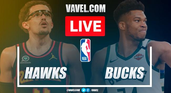 Highlights: Bucks 123-112 Hawks in Game 5 Playoffs NBA 2021