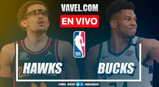 Resumen del Bucks 123-112 en Juego 5 de Playoffs NBA 2021