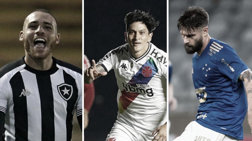 Gigantes do futebol brasileiro sofrem na Série B 2021