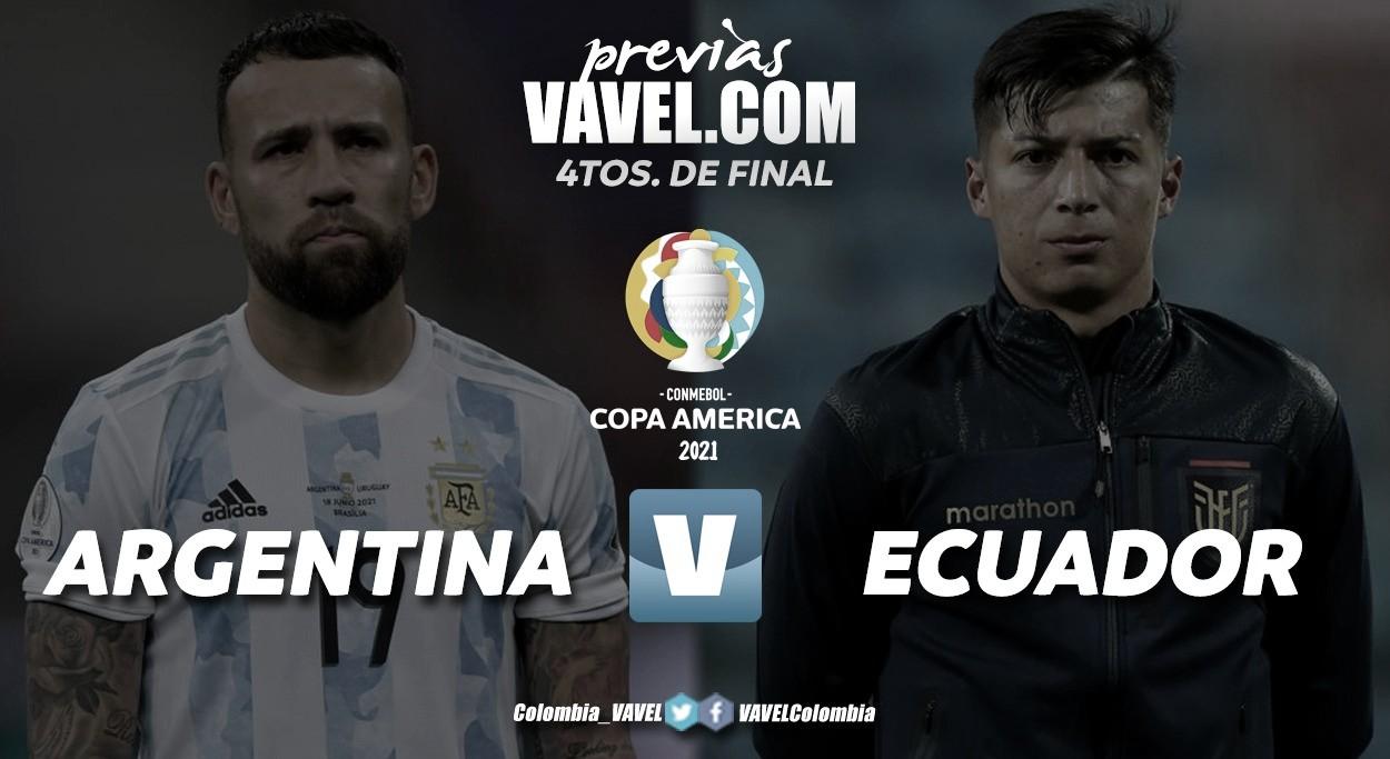 Argentina- Ecuador: duelo de directores técnicos argentinos