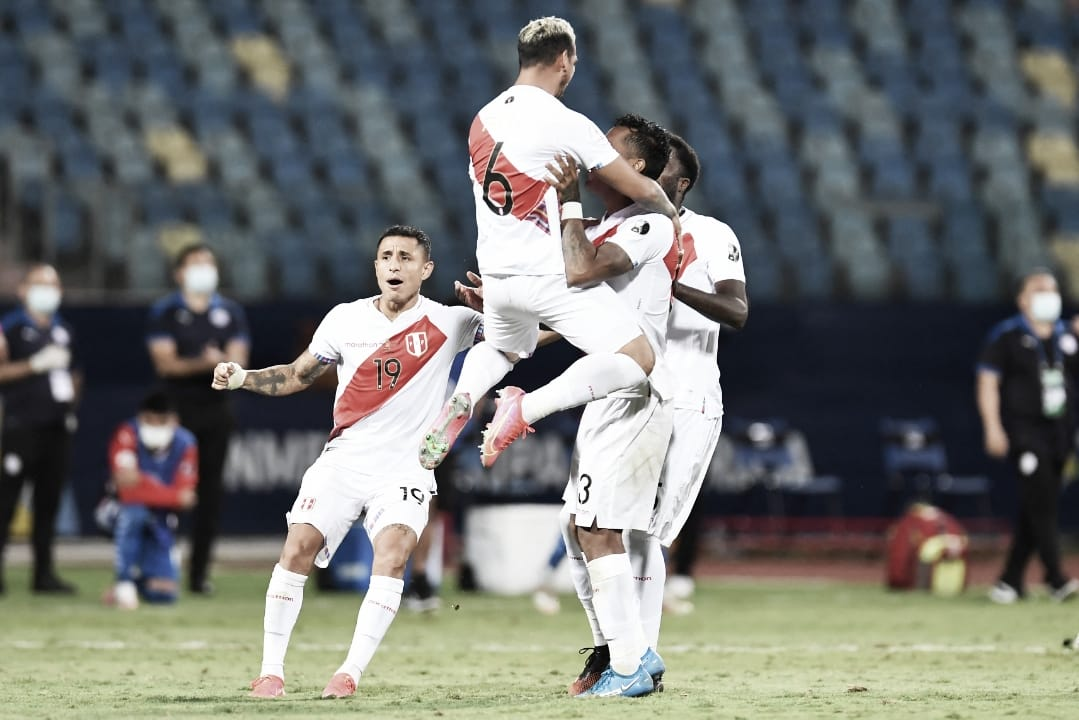 Em jogaço de seis gols, Peru elimina Paraguai nos Pênaltis e avança às semifinais da Copa América