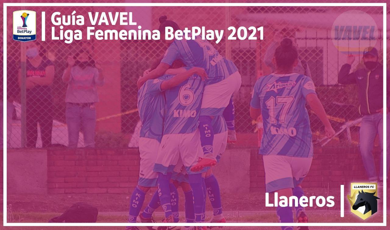 Guía VAVEL Liga BetPlay Femenina 2021: Llaneros F.C