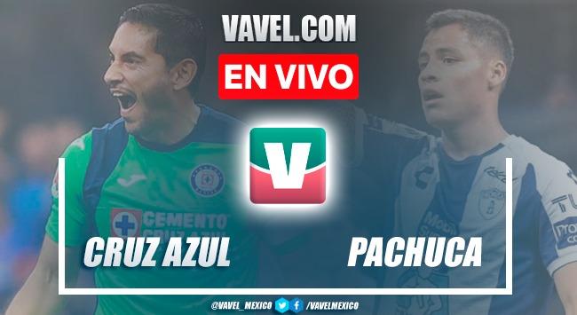 Goles y Resumen del Cruz Azul 2-1 Pachuca en Partido de Preparación Apertura 2021