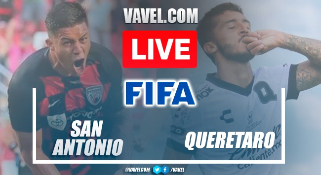 Best Moments of San Antonio 2-4 Queretaro in Friendly Match 2021