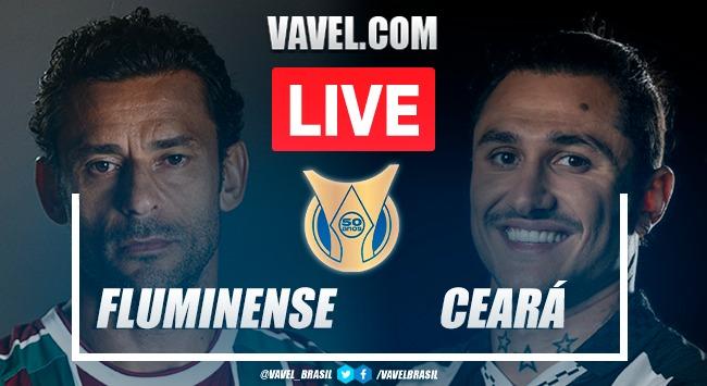 Melhores momentos de Fluminense 0 x 0 Ceará pelo Campeonato Brasileiro