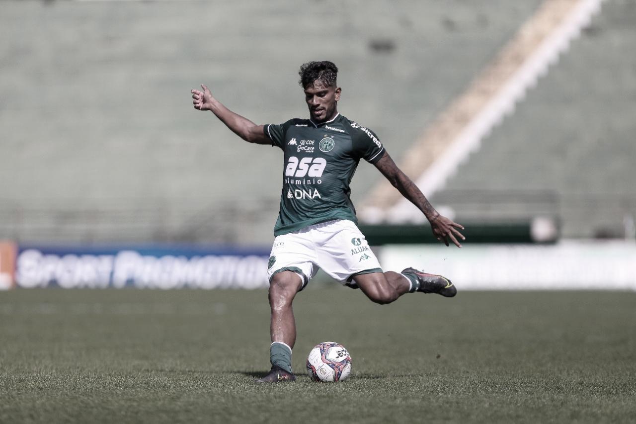 Índio projeta vitória do Guarani para manter regularidade na Série B