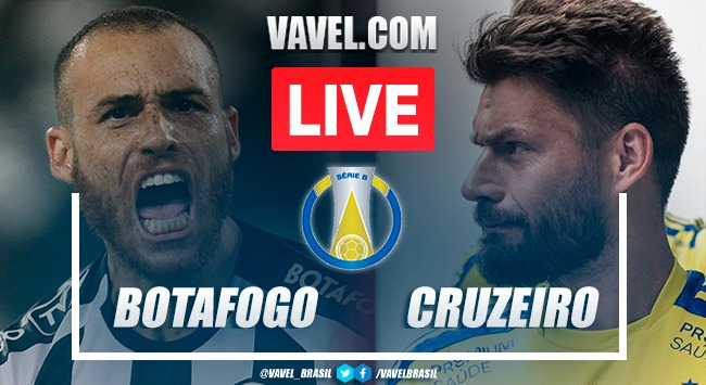 Gols e melhores momentos Botafogo x Cruzeiro pela Série B (3-3)
