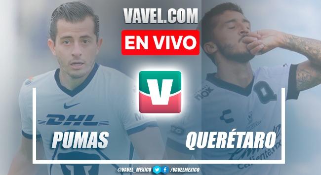 Mejores momentos del Pumas 2-2 Querétaro en Partido Amistoso 2021