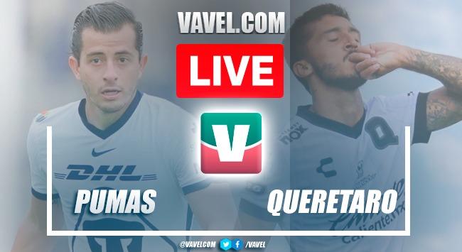 Goals and Best moments of Pumas 2-2 Queretaro in Friendly Match 2021