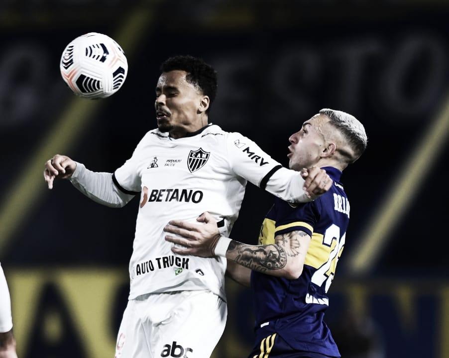 Em jogo sonolento, Boca Juniors e Atlético-MG ficam no empate sem gols