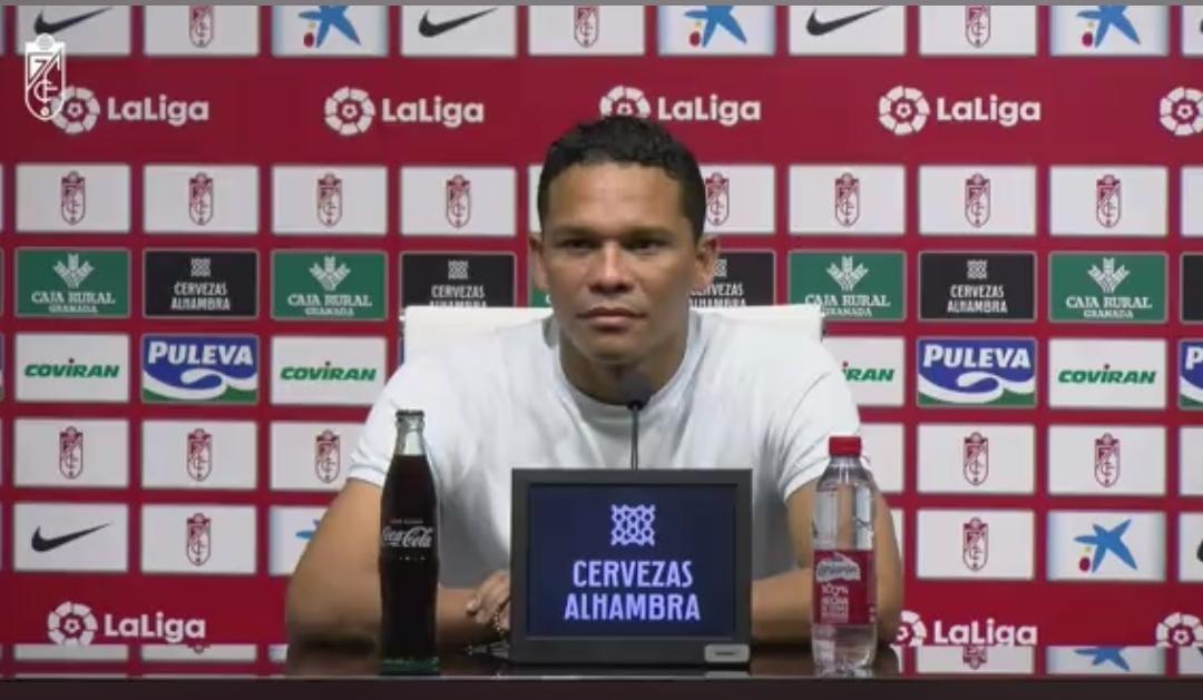 """Carlos Bacca: """"Soy una persona ambiciosa, vengo para cumplir el objetivo del equipo"""""""