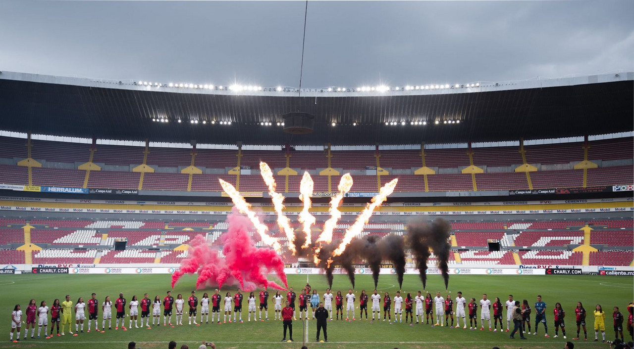 Atlas presenta indumentaria para temporada 2021-2022