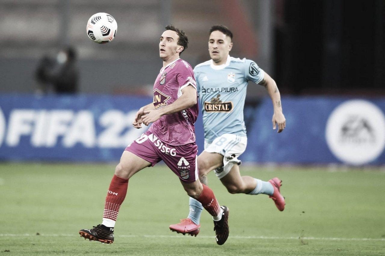 Sporting Cristal- Arsenal de Sarandí: Se le escapó en el final