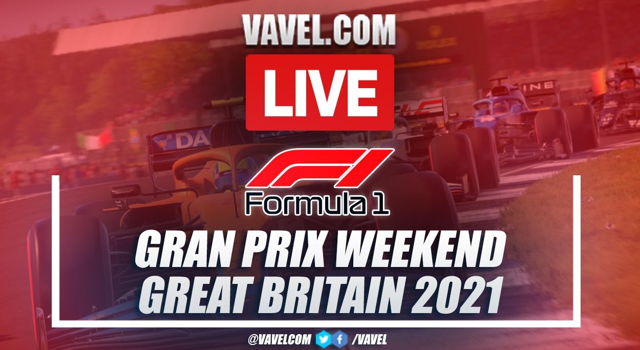 Highlights: F1 British GP Formula 1 2021