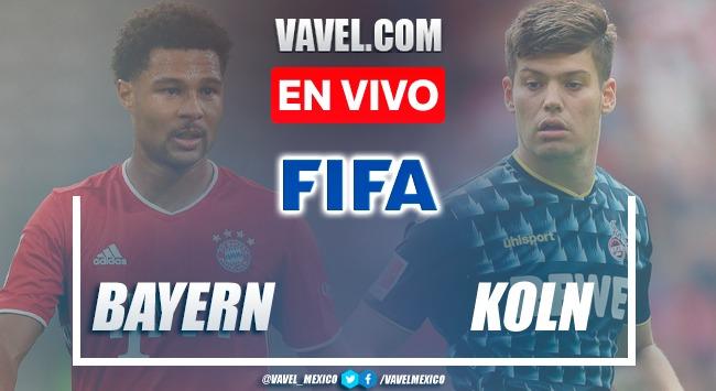 Mejores momentos delKöln3-2 Bayern en Partido Amistoso 2021