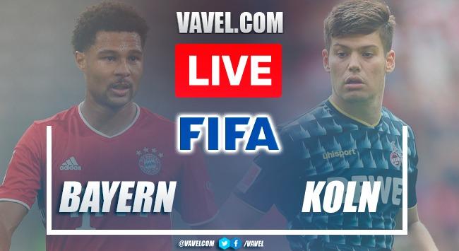 Goals and Highlights: Köln 3-2 Bayern Munich in friendly 2021