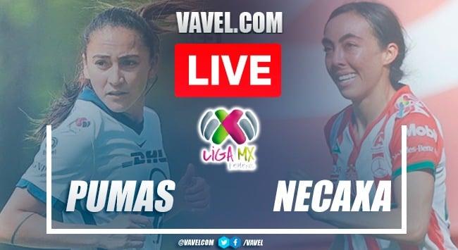 Highlights:Pumas 0-0 Necaxain Liga MX Femenil