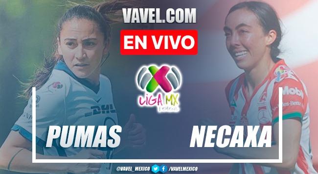 Resumen:Pumas 0-0 Necaxaen Liga MX Femenil