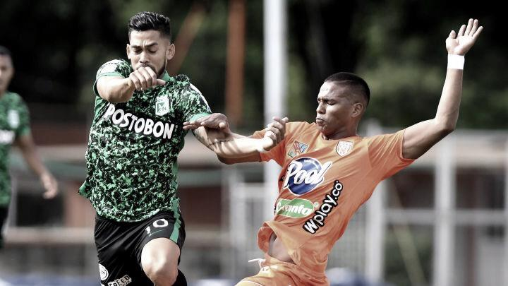 Atlético Nacional dejó escapar una victoria ingenuamente contra Envigado