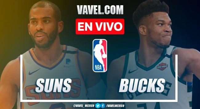 Resumen del Bucks 105-98 Suns en Juego 6 NBA Finals 2021