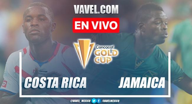 Resumen y goles: Costa Rica 1-0 Jamaicaen Copa Oro 2021