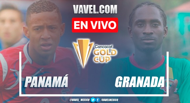 Resumen y goles: Panamá 3-1 Granadaen Copa Oro 2021