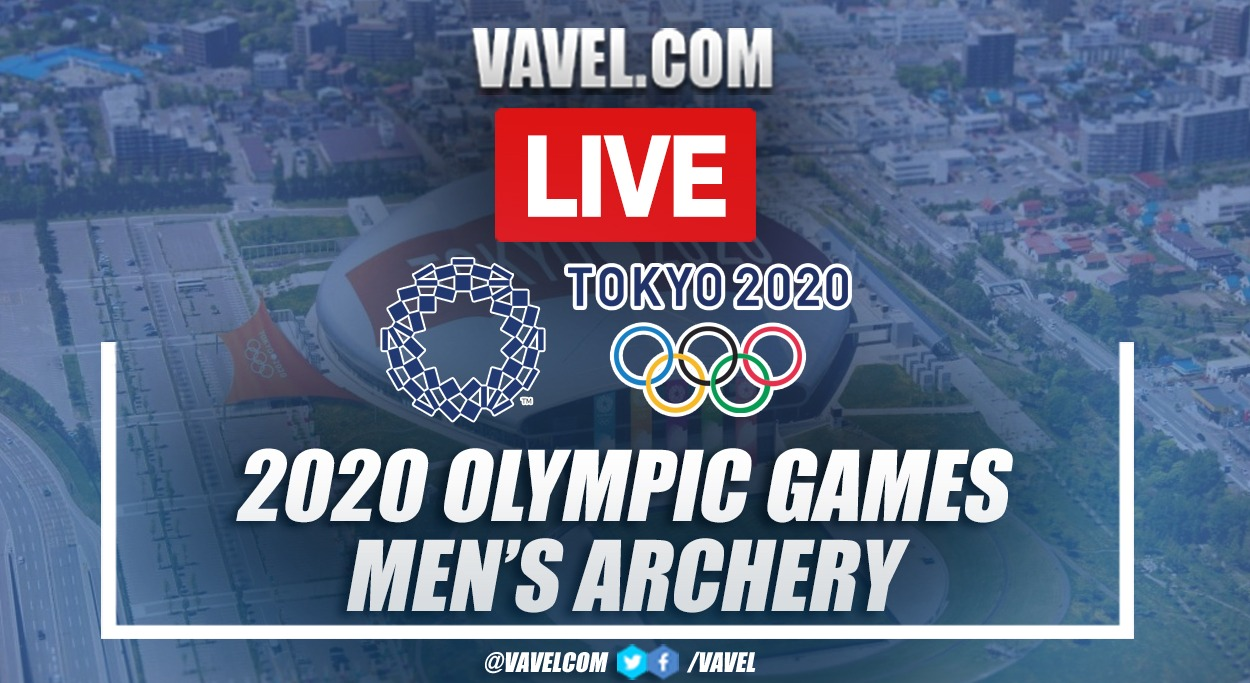 Highlights: Brady Ellison (623 pts) in Men's Individual Archery (Tokyo 2021)