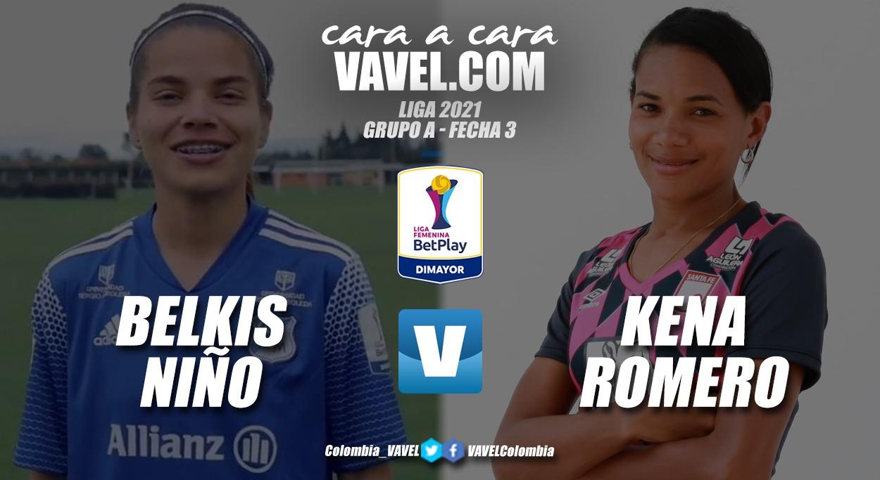 Cara a cara: Belkis Niño vs Kena Romero