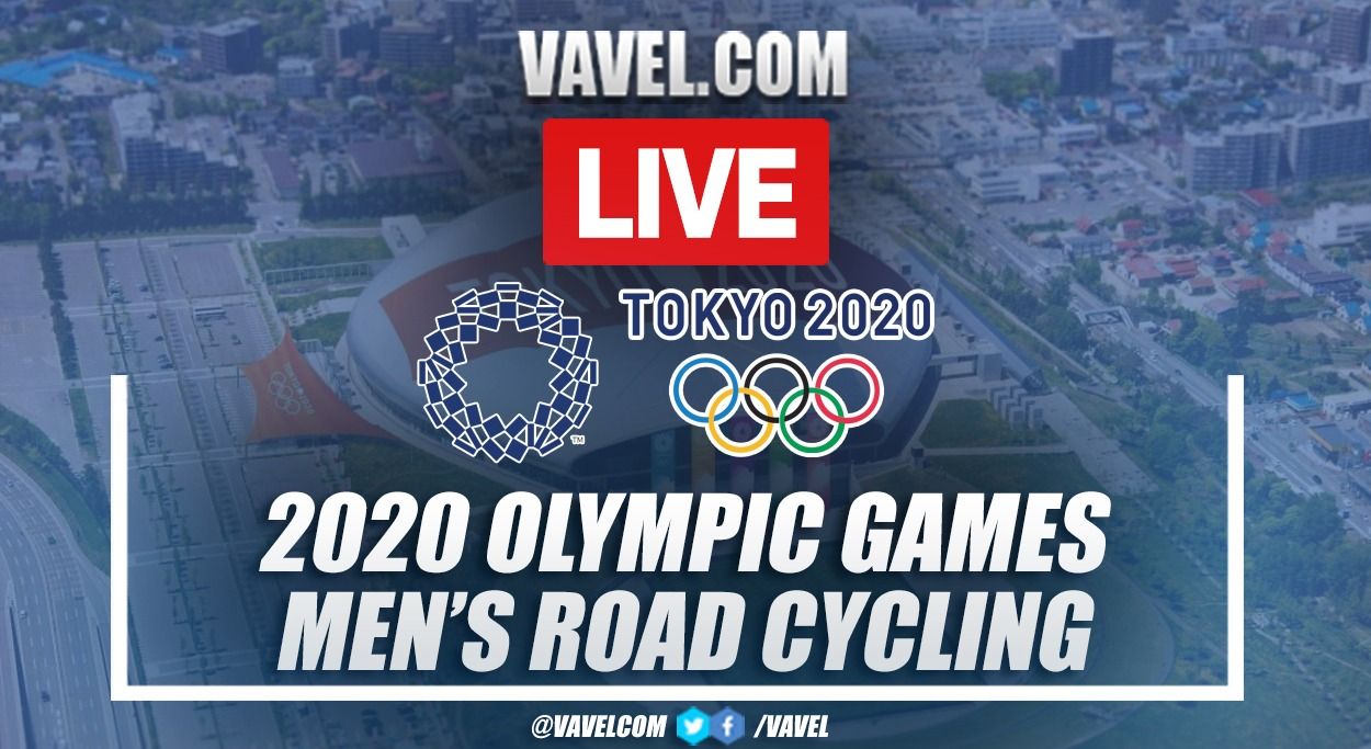Highlights: Carapaz Gold in Men's Road Cycling (Tokyo 2020)