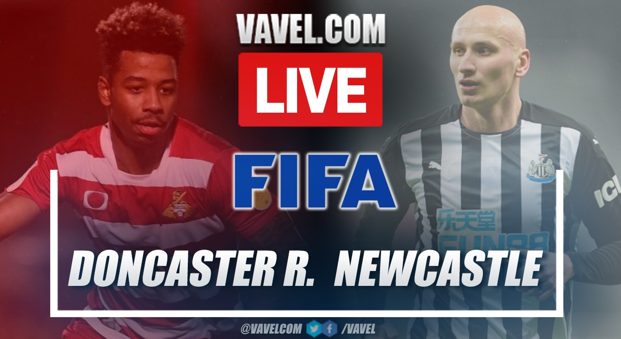 Highlights and goals:Doncaster Rovers vs Newcastlein Friendly Match