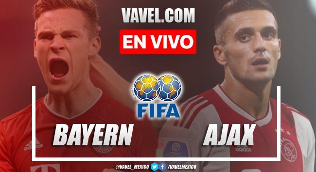 Goles y resumen del Bayern 2-2 Ajax en Partido Amistoso 2021
