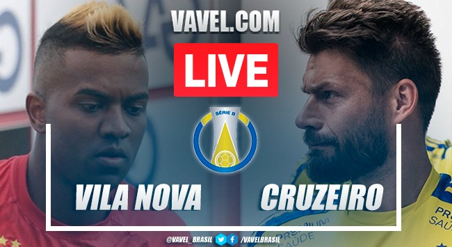 Melhores momentos Vila Nova x Cruzeiro pela Série B (0-0)