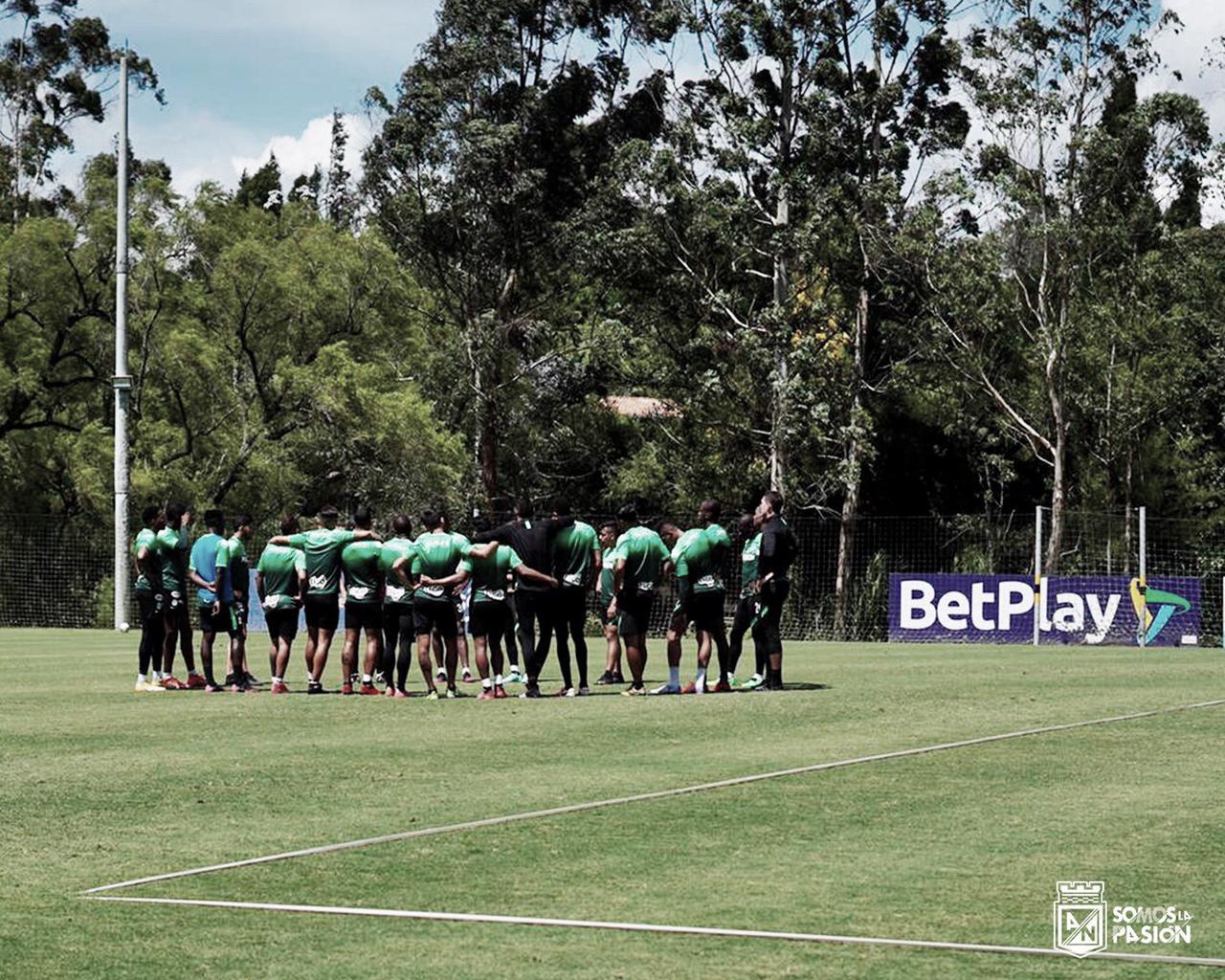 Las novedades de Atlético Nacional frente a Deportes Tolima