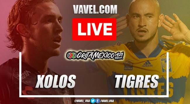 Goals and highlights: Xolos 1-2 Tigres in Liga MX 2021
