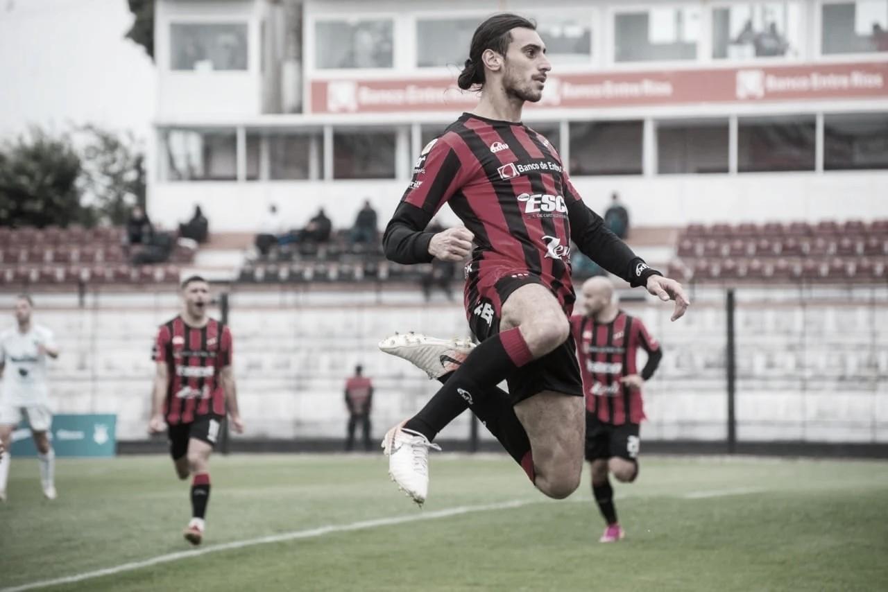 Patronato continua con su racha y vence 2-0 a Sarmiento de Junín