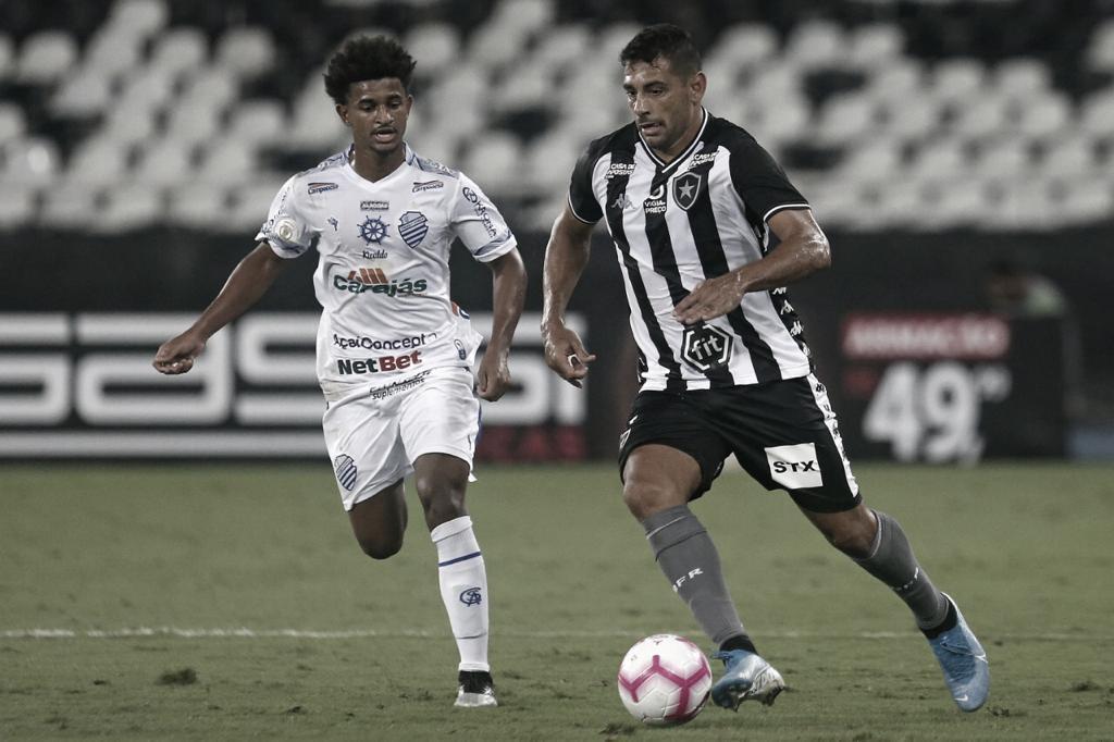 Gols e melhores momentos Botafogo x CSA pela Série B (2-0)
