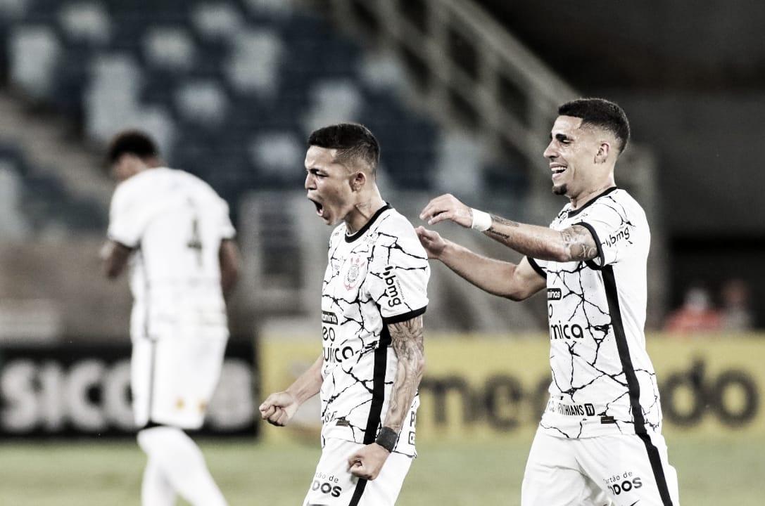 Corinthians vence Cuiabá e se recupera no Campeonato Brasileiro
