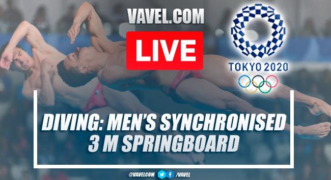 Highlights Diving Men's Scynchronised 3m Springboard