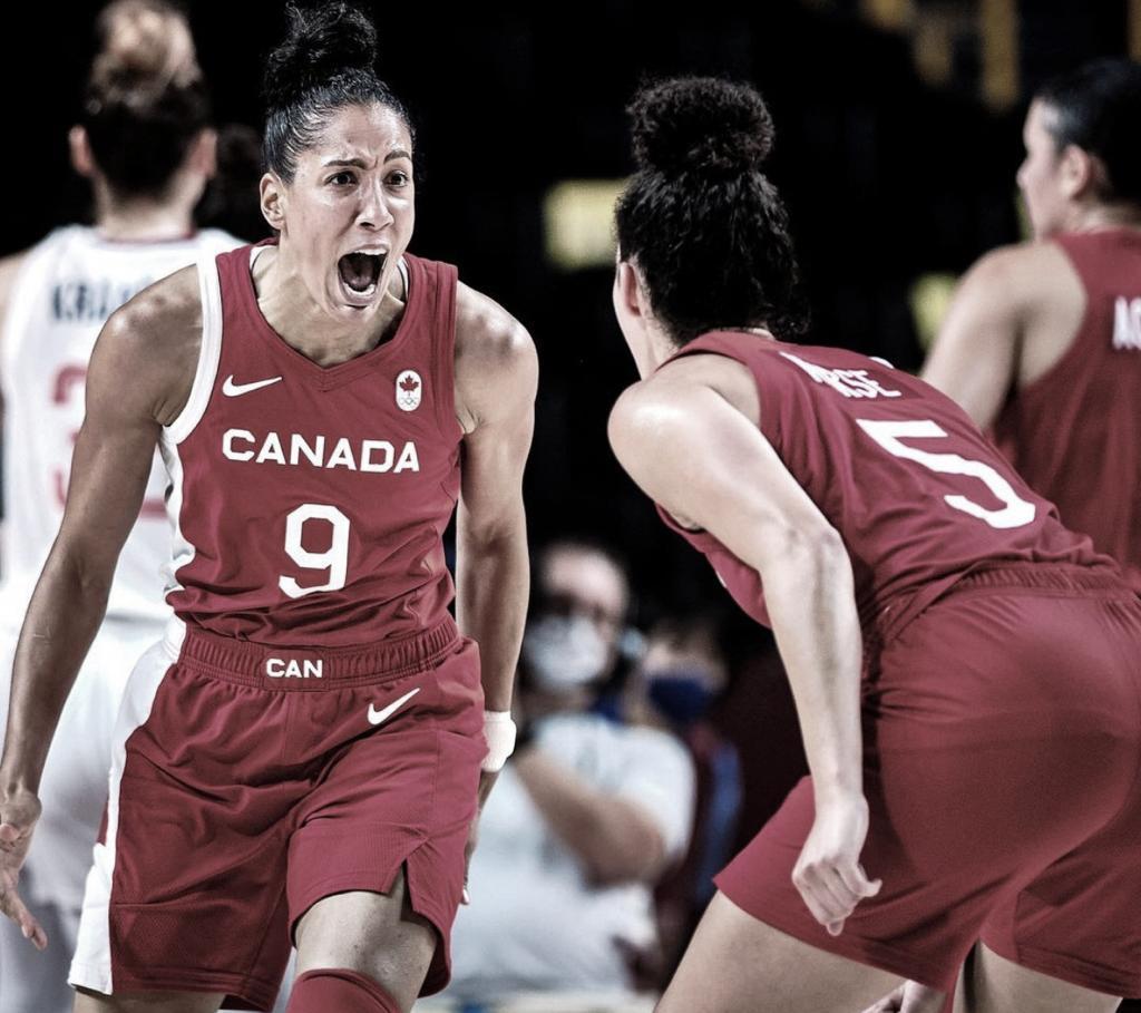 Canadá x Coreia do Sul AO VIVO: onde assistir ao jogo em tempo real pelo Basquete Feminino dos Jogos Olímpicos