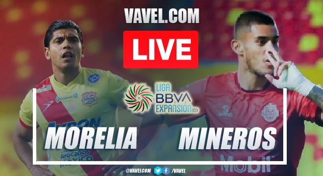 Goals and Highlights Atletico Morelia 2-2 Mineros Zacatecas in Liga Expansion MX