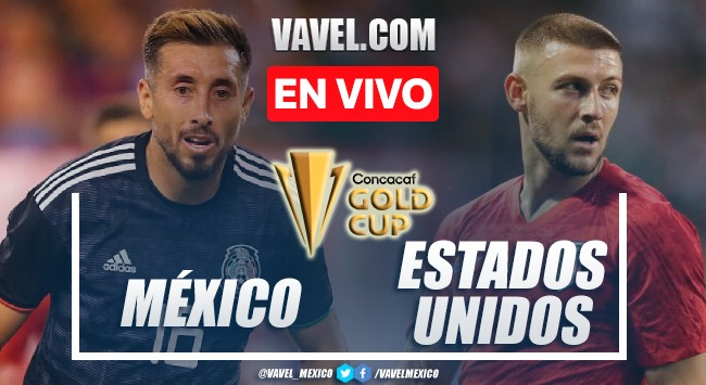 Goles y resumen del México 0-1 Estados Unidos en Copa Oro 2021