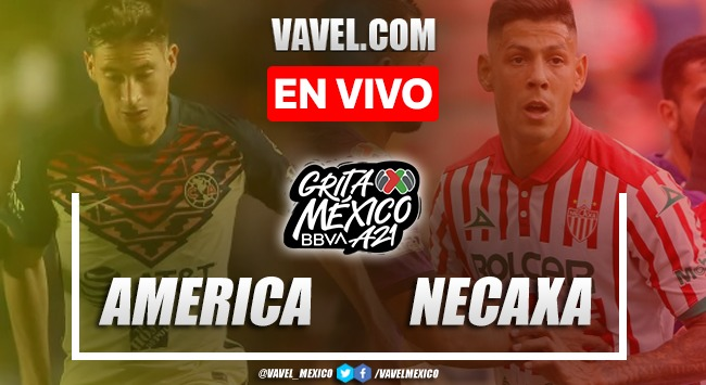 Goles y resumen del América 2-1 Necaxa en Liga MX 2021