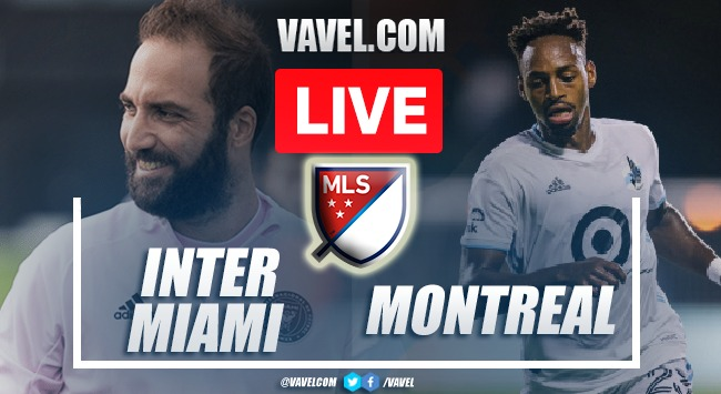 Goals and Highlights Inter Miami 2-1 Montreal on MLS 2021
