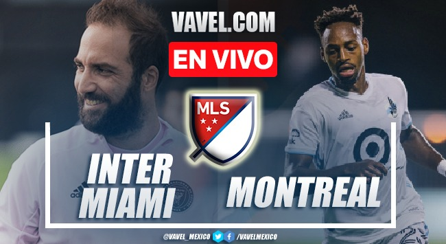 Goles y Resumen Inter Miami 2-1 Montreal de la MLS 2021