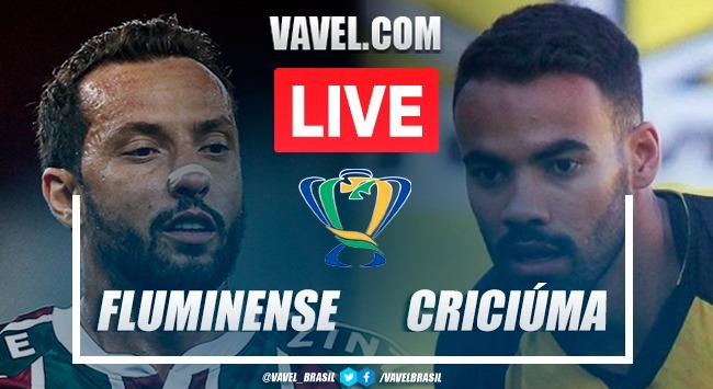 Gols e melhores momentos Fluminense x Criciúma pela Copa do Brasil (3-0)